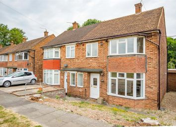 Thumbnail 3 bed end terrace house to rent in Carnation Road, Rochester, Kent