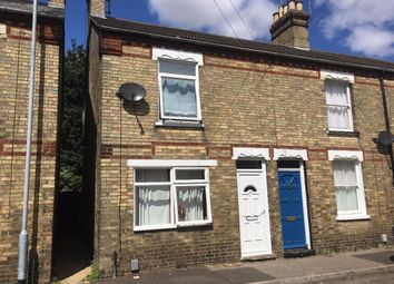 Thumbnail 2 bedroom terraced house to rent in Cannon Street, Wisbech