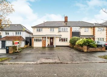 Thumbnail 4 bed semi-detached house for sale in Oak Lodge Avenue, Chigwell