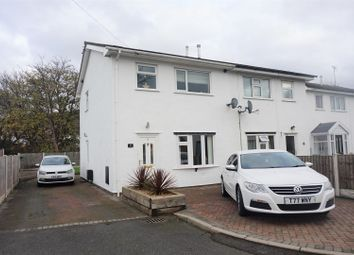 Thumbnail 3 bed semi-detached house for sale in Glyn Isaf, Llandudno Junction