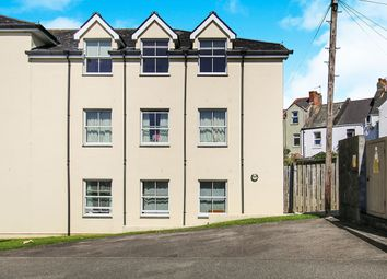 Thumbnail 2 bed flat for sale in Jadeana Court, St. Austell