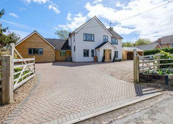 Thumbnail 4 bed detached house for sale in Station Road, Tilbrook, Huntingdon