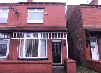 Thumbnail 2 bed terraced house to rent in Westminster Road, Failsworth, Manchester