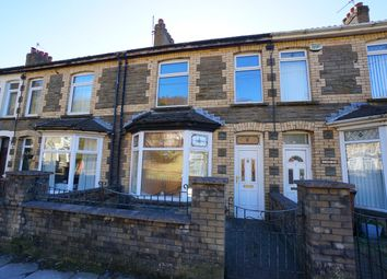 Thumbnail 4 bed terraced house for sale in New Road, Ynysddu, Newport