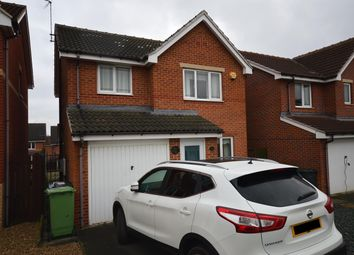 Thumbnail 3 bed detached house for sale in Silver Well Drive, Staveley, Chesterfield