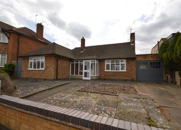 Thumbnail 3 bed detached bungalow to rent in Davenport Road, Evington, Leics