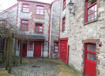 Thumbnail 1 bed flat for sale in Looe Street, Barbican, Plymouth