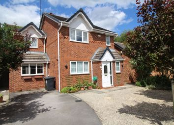 Thumbnail 3 bed detached house for sale in Aspen Close, Selby
