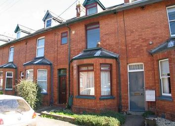 Thumbnail 3 bed terraced house to rent in Seymour Terrace, Tiverton