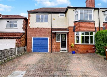 4 bed semi-detached house for sale in The Circuit, Cheadle Hulme, Cheadle SK8
