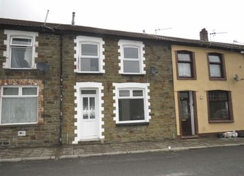 Thumbnail 3 bed terraced house to rent in Marian Street, Tonypandy