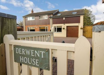 Thumbnail 4 bed detached house for sale in Plains Road, Wetheral, Carlisle