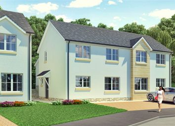 3 bed semi-detached house for sale in The Johnson, Plot 76, Hayfield Brae, Methven, Perth PH1