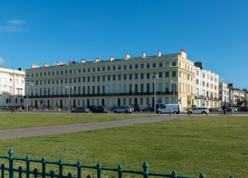 Thumbnail 3 bed flat for sale in Brunswick Terrace, Hove, East Sussex