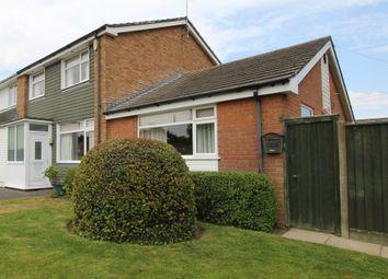 Thumbnail 3 bedroom semi-detached house for sale in Glenmoor Road, West Parley, Ferndown