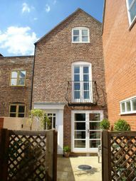 Thumbnail 4 bed terraced house for sale in Severn Drive, Upton-Upon-Severn, Worcester