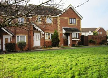Thumbnail 2 bed terraced house to rent in St. Pierre Drive, Warmley, Bristol