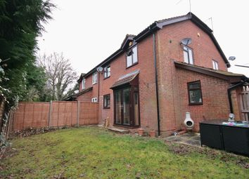 Thumbnail 2 bed semi-detached house for sale in Petersfield Close, Chineham