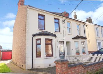 Thumbnail 3 bed semi-detached house for sale in New Road, Hadleigh, Benfleet