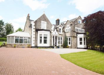 Thumbnail 7 bed detached house for sale in Cardross Road, Dumbarton