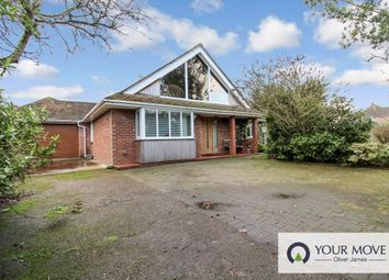 Thumbnail 4 bed bungalow for sale in Ringsfield Road, Beccles