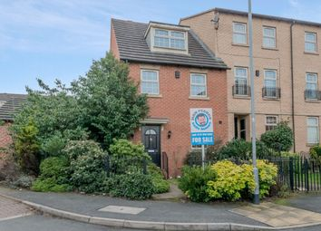 Thumbnail 3 bed town house for sale in Renaissance Drive, Churwell