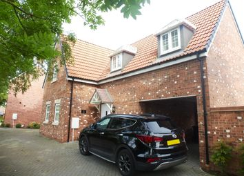 Thumbnail 3 bed detached house for sale in Violet Walk, Witham St. Hughs, Lincoln