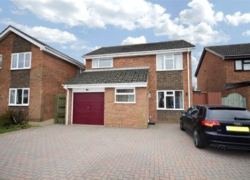 Thumbnail 4 bed detached house for sale in Saxon Way, Raunds, Wellingborough, Northamptonshire