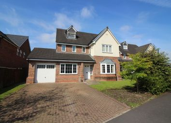 Thumbnail 5 bed detached house to rent in Clubhouse Close, Bamford, Rochdale