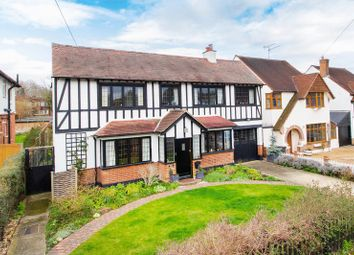 Thumbnail 5 bedroom detached house for sale in Spring Grove, Loughton