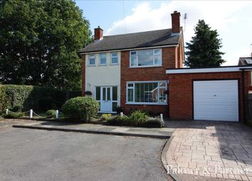 Thumbnail 3 bed detached house for sale in Lonsdale Close, Ipswich