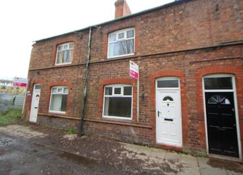 Thumbnail 2 bed terraced house for sale in Wade Street, Northwich, Cheshire