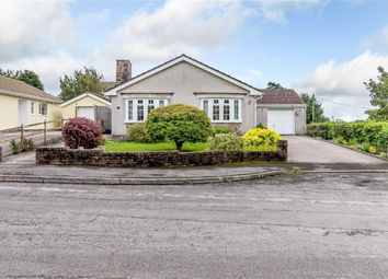 Thumbnail 3 bed bungalow for sale in Laurel Park, Chepstow, Monmouthshire