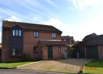 Thumbnail 4 bed detached house to rent in Belton Grove, Grantham