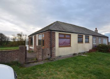 Thumbnail 2 bed semi-detached bungalow for sale in Roanhead, Barrow-In-Furness, Cumbria
