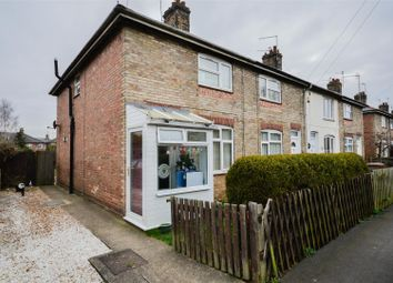 Thumbnail 3 bed end terrace house for sale in Gordon Avenue, Woodston, Peterborough