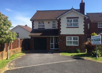 Thumbnail 4 bed detached house for sale in Linhay Close, Honiton