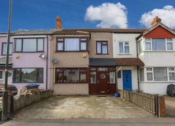 Thumbnail 3 bed terraced house for sale in New Barns Avenue, Mitcham, Surrey
