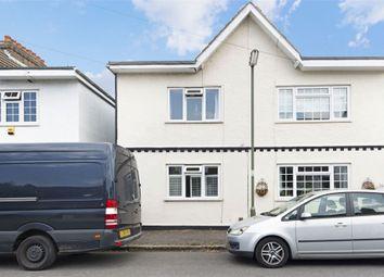 2 bed semi-detached house for sale in Primrose Road, Hersham, Walton-On-Thames, Surrey KT12
