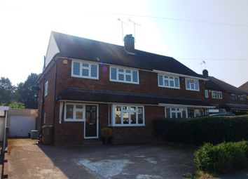 Thumbnail 4 bed semi-detached house to rent in St Nicholas Grove, Ingrave
