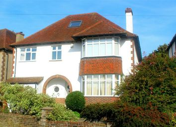 Thumbnail 4 bed detached house to rent in Beechwood Avenue, Brighton, East Sussex