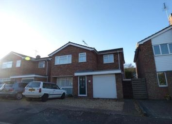 Thumbnail 4 bedroom detached house for sale in Bennet Close, Stony Stratford, Milton Keynes, Bucks