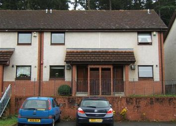 Thumbnail 2 bed terraced house to rent in Dormanside Road, Pollok, Glasgow