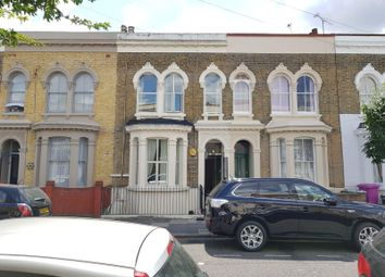 Thumbnail 5 bed terraced house for sale in Strahan Road, London