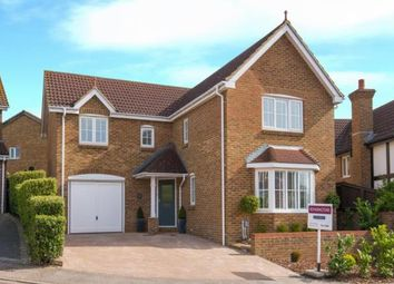 Thumbnail 4 bedroom detached house for sale in Hobby Horse Close, West Cheshunt, Hertfordshire