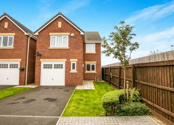 Thumbnail 4 bed detached house for sale in Clover Birches, Ellesmere Port, Cheshire
