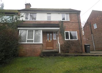 Thumbnail 3 bed property to rent in Lower Lodge Lane, Hazlemere, High Wycombe