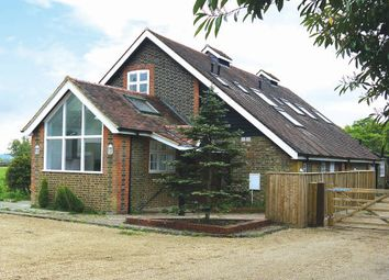 Thumbnail 4 bed detached house for sale in Sawmill, Rusper Road, Capel, Surrey