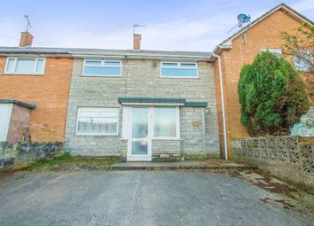 Thumbnail 3 bedroom terraced house for sale in Woolacombe Avenue, Llanrumney, Cardiff
