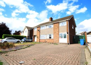 Thumbnail 3 bed semi-detached house for sale in Deeble Road, Kettering